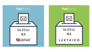 Read more about the article SafeFleet i Lektri.co w plebiscycie Fleet Derby 2021