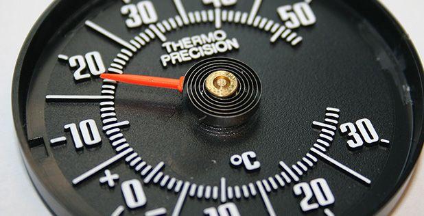 Monitorowanie temperatury