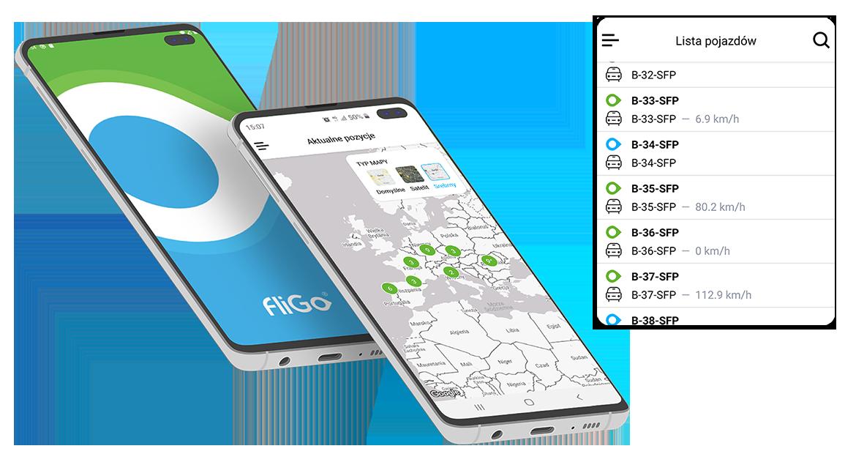 Aplikacja FliGo
